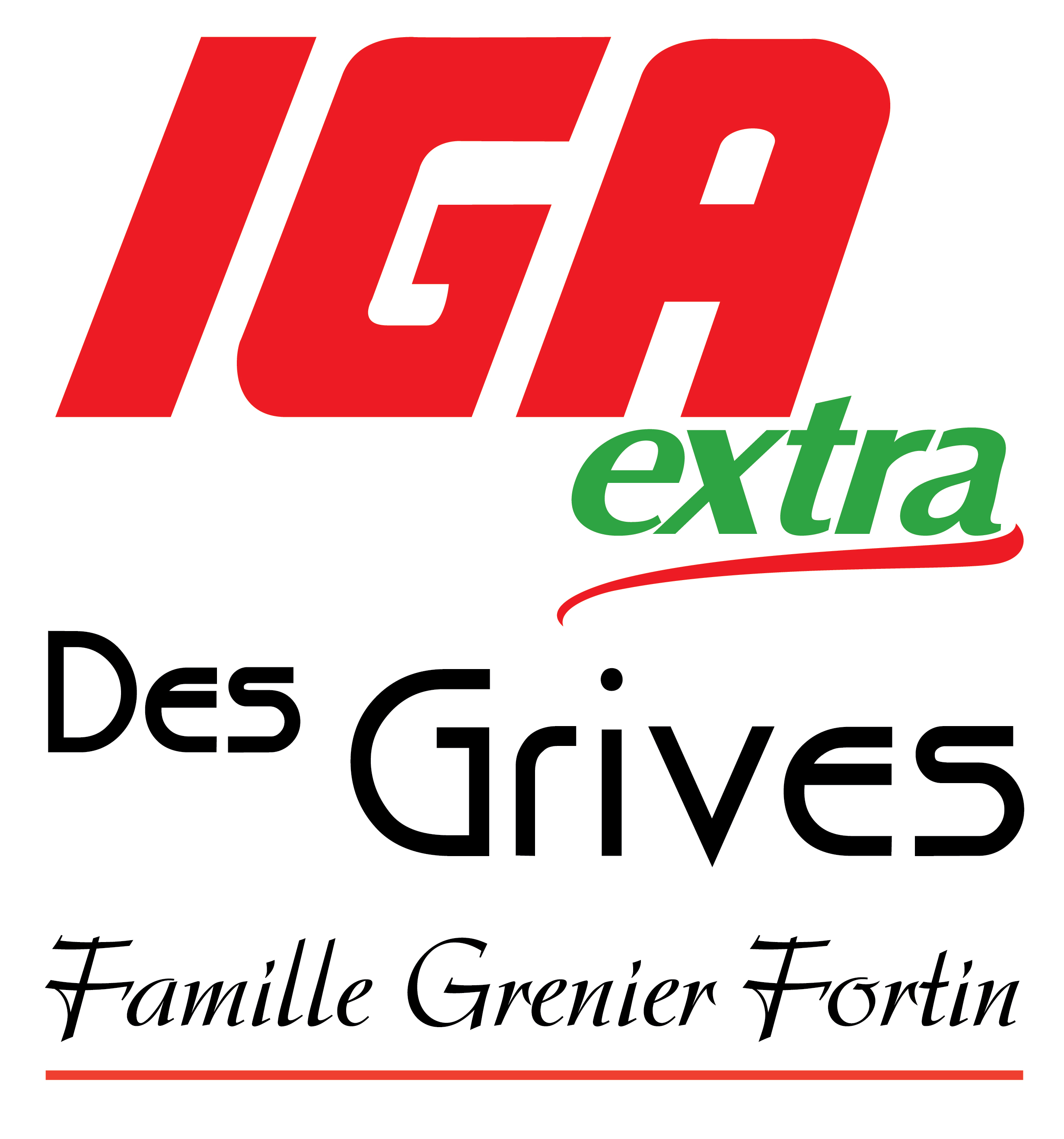 IGA extra des Grives